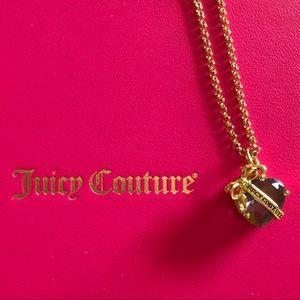 Juicy Couture Pendant Necklace